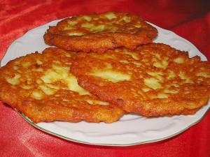 Kartoffel-Kürbis Puffer